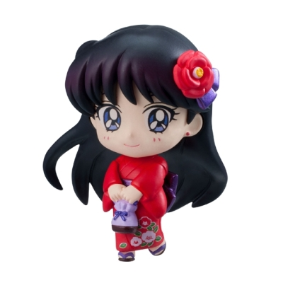 Petit Chara! Sailor Moon - Minna De Omatsuri Hen - Yukata Festival